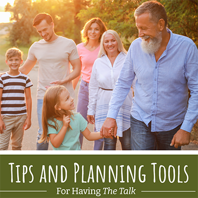 Tips and Planning Tools for Haveing The Talk